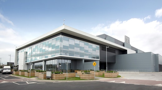 Sustainable Data Centre Development in Grange Castle