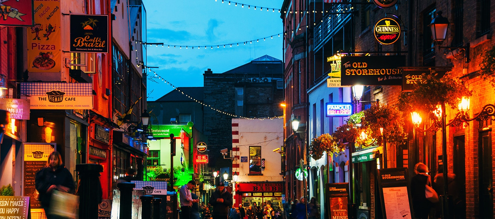 Survey shows that Dubliners rank the city's nightlife poorly versus its European peers