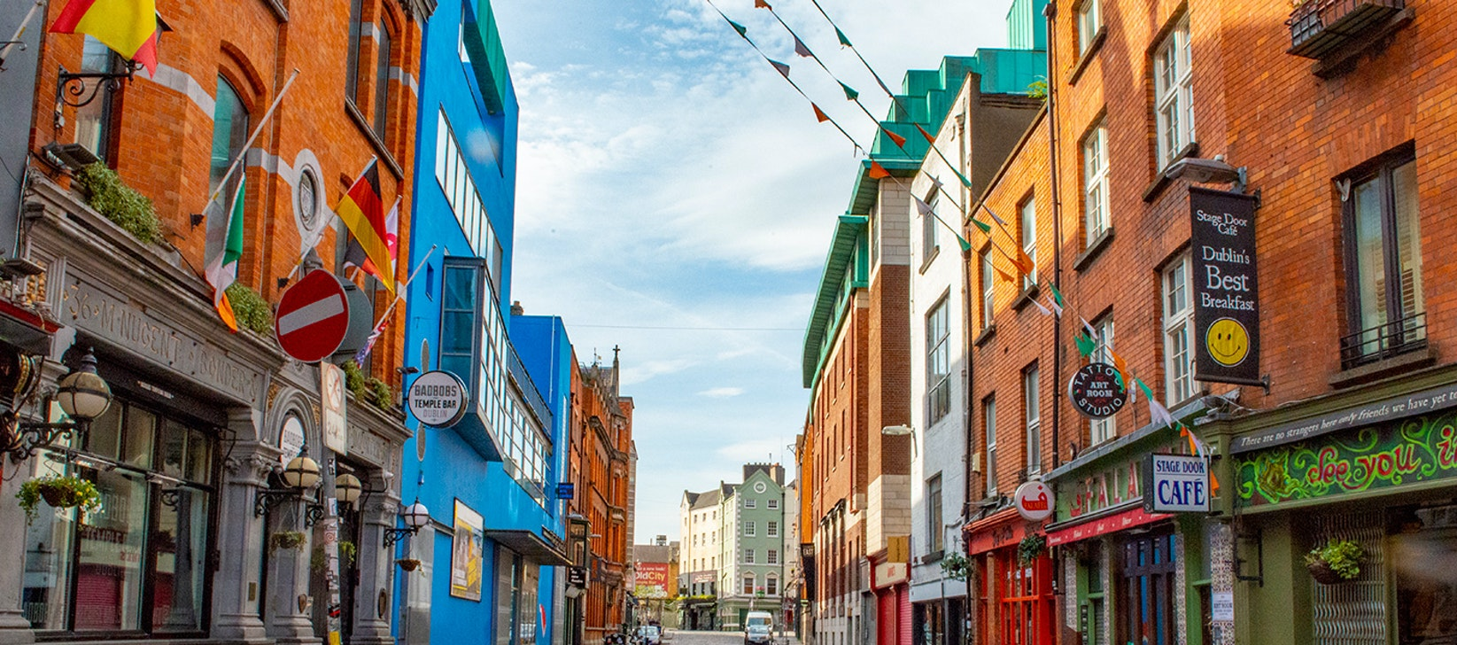 Business activity in Dublin falls at sharpest rate in almost 20 years