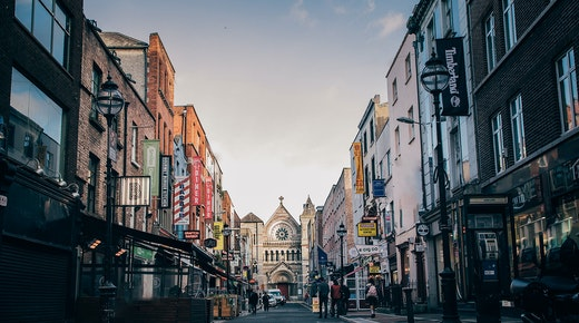 Retail spending recovery in Dublin masks imbalances