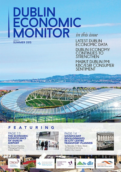 Dublin economy continues to strengthen
