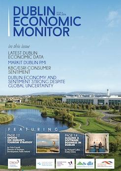Dublin economy powering ahead