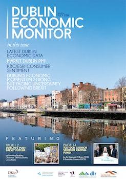 Data confirms Dublin's continued growth
