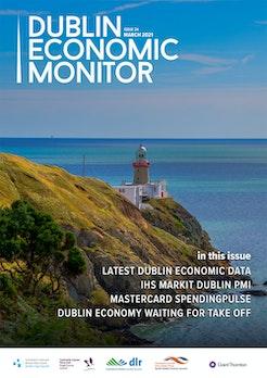 Latest Dublin Economic Monitor Shows Level of Dormancy in the Capital