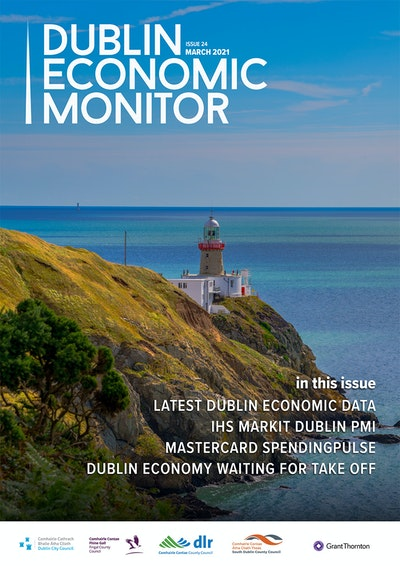 Latest Dublin Economic Monitor Shows Level of Dormancy in the Capital