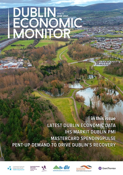 Latest Dublin Economic Monitor Shows Initial Signs of Recovery