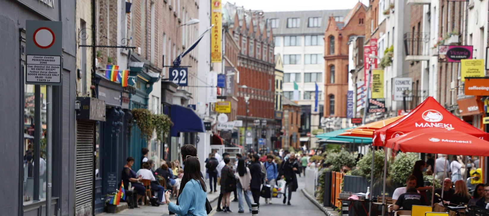 Dublin PMI shows business activity accelerating in Q3